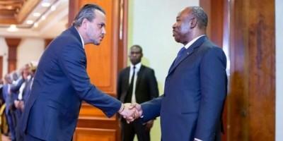 Gabon: Cité dans une affaire de détournement, Brice Laccruche Alihanga, ex directeur...