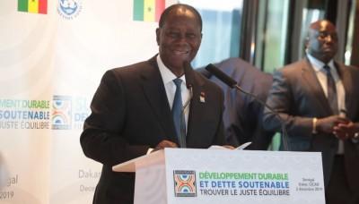 Côte d'Ivoire: UEMOA, le financement de la lutte contre le terrorisme au centre des débats à Dakar, Ouattara déplore les crimes odieux commis dans la zone