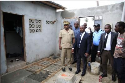 Côte d'Ivoire: Maisons anarchiques sorties de terre  derrière l'aéroport, le préfet d'Abidjan aux propriétaires « Construisez seulement, l'Etat va casser ! »