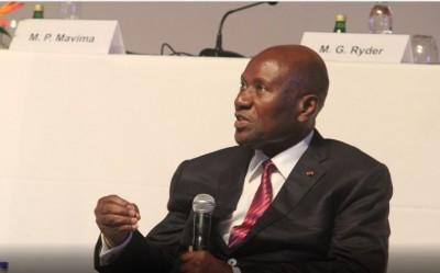 Côte d'Ivoire: 14e Réunion régionale africaine de l'OIT, Duncan révèle : « 2 800 000 emplois ont été créés dans le pays, de 2011 à 2019 »