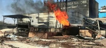Soudan: 23 morts et 130 blessés dans l'explosion d'une usine  à Khartoum