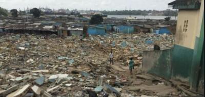 Côte d'Ivoire: 4è pont, après Boribana 1, le déguerpissement  des quartiers « précaires » va se poursuivre  jusqu'au 15 janvier prochain