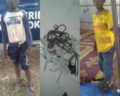 Sénégal: Suite à des pressions, le maître coranique qui enchaînait ses élèves échappe à la prison ferme