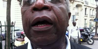 Rwanda: Génocide, non lieu en France pour l'ancien député  Félicien Baligira