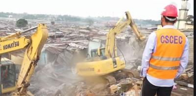 Côte d'Ivoire: 4è pont, les propriétaires de maisons déguerpies seront recasés à Anya...
