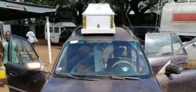 Nigeria: Contrebande, deux cercueils « ambulants » d'essence interceptés à Ogun