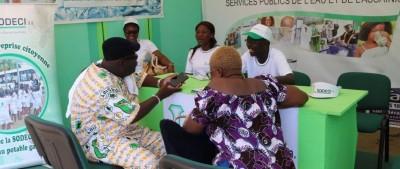 Côte d'Ivoire: La Sodeci a marqué l'Abissa 2019 avec des tarifs promotionnels