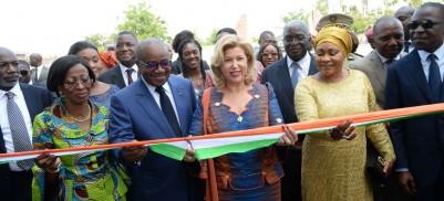Côte d'Ivoire: Pour la réinsertion des mineurs de Bouaké, Dominique Ouattara offre un centre à la Justice