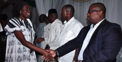 Côte d'Ivoire: Décès de l'ancien maire de Yopougon, Simone conduit une délégation au...