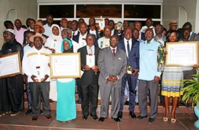 Côte d'Ivoire: Promotion de la Bonne Gouvernance en Afrique, plusieurs personnalités...