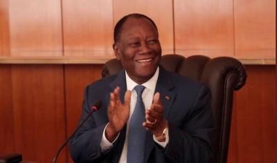 Côte d'Ivoire: Yamoussoukro, hommage du RHDP à Houphouët-Boigny, Ouattara rencontre a...
