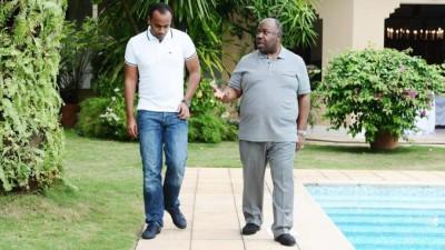 Gabon: Ali Bongo nomme son fils Noureddin Valentin «coordinateur général des affaires...