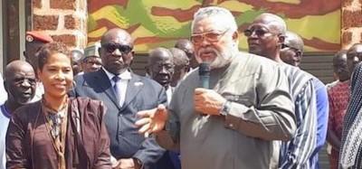 Ghana-Côte d'Ivoire: De Rawlings à Nathalie Yamb « vous allez maintenant faire entend...