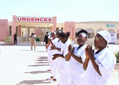 Burkina Faso: Un Centre hospitalier érigé dans le village natal de Blaise Compaoré