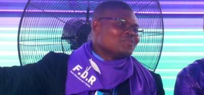 Togo: Le présidentiable Emmanuel Gnagnon débarqué des FDR