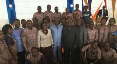 Côte d'Ivoire: Depuis l'UAO de Bouaké, des auditeurs baptisés Maîtres en Santé Communautaire