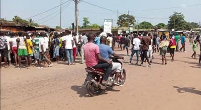 Côte d'Ivoire: Bagarre rangée entre groupes de jeunes de deux communautés, Vagondo pr...