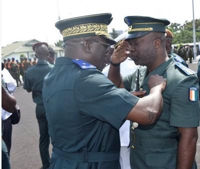 Côte d'Ivoire: « Préserver le   pays de toute infiltration terroriste et sécuriser les  élections », les défis à surmonter par l'armée, selon le général Doumbia