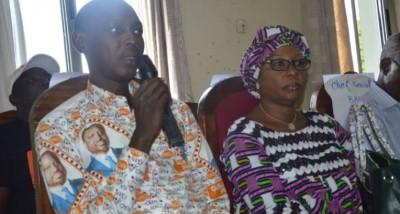 Côte d'Ivoire: Invité à une conférence du MJS, l'ex prisonnier du RACI Diallo Moctar lance un message aux Soroïstes