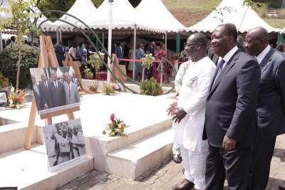 Côte d'Ivoire: Alassane Ouattara prend part à la célébration du 55e anniversaire du Groupe  Fraternité Matin