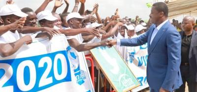 Togo: Eventuelle candidature du Président Gnassingbé, « En aucun cas » en opposition le 28 décembre aux soutiens