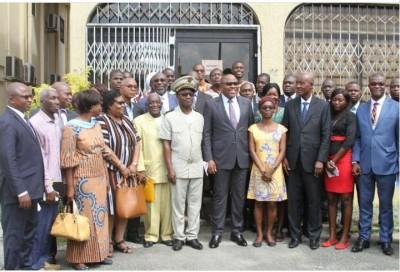 Côte d'Ivoire: Coulibaly-Kuibiert à l'installation des commissions locales de la CEI : « Ne donnez pas raison aux gens »