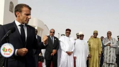 Afrique-France: Sortie de Macron sur le «mouvement anti-français en Afrique»,  des pe...