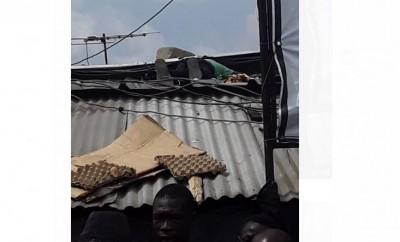 Côte d'Ivoire: Drame à Marcory Anoumabo, le corps d'un homme découvert sans vie sur l...