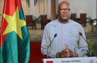Burkina Faso: Le Président Kaboré renouvelle son appel à une trêve sociale et à une union sacrée pour vaincre le terrorisme