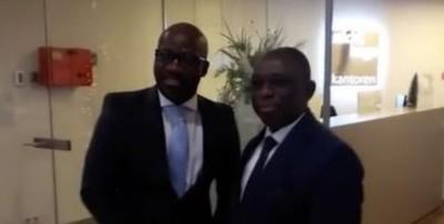 Côte d'Ivoire: Enième rencontre entre Blé Goudé et KKB à la Haye, ce qu'ils se sont dit