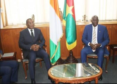 Côte d'Ivoire: Attaques terroristes, Affi solidaire du  peuple Burkinabé : « Les Ivoi...