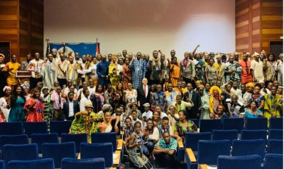 Côte d'Ivoire-USA: Les anciens bénéficiaires des programmes d'échanges du gouvernemen...