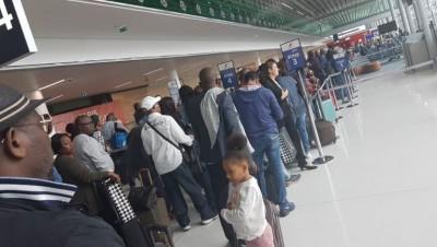 Côte d'Ivoire: Hausse du transport aérien de 5,4% en août 2019, avec un trafic dominé...