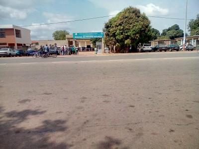Côte d'Ivoire : Exigeant la libération de son client emprisonné, l'avocat du journali...