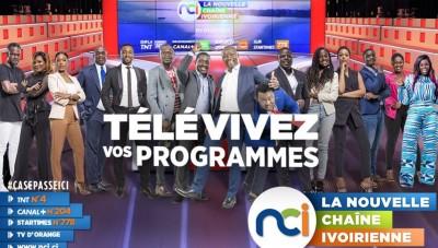 Côte d'Ivoire: Paysage audiovisuel, lancement de NCI ce 12 décembre !