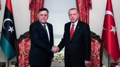 Libye: Erdogan se dit prêt à déployer ses troupes pour soutenir le GNA