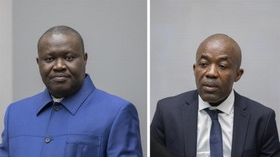 Centrafrique: La CPI confirme les charges contre Alfred Yekatom et Patrice-Edouard Ngaïssona