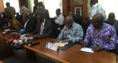 Côte d'Ivoire: Meeting conjoint PDCI-FPI «GOR» à Yopougon, Guikahué «le 21 décembre, le meeting aura bel et bien lieu», ce qu'ils font réclamer