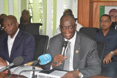 Côte d'Ivoire: 2020, Guikahué révèle une confidence que  Gbagbo lui a faite sur la collaboration FPI-PDCI