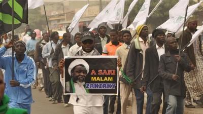 Nigeria: Une manifestation pro-chiites dispersée par des tirs en l'air à Abuja