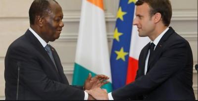 Côte d'Ivoire: L'Elysée dévoile l'agenda de  la  visite annoncée de Macron à Abidjan