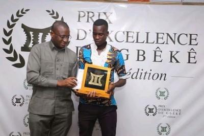 Côte d'Ivoire: Récompensant les meilleurs acteurs du Gbêkê, Sidi Touré lance,