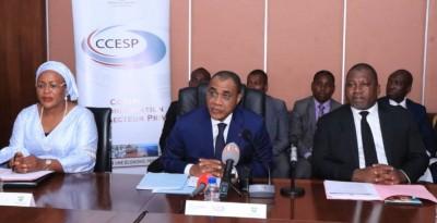 Côte d'Ivoire :  Dette intérieur, le ministre de l'Economie annonce le payement de 77...
