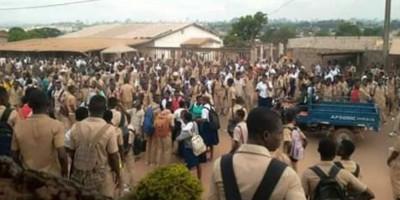 Côte d'Ivoire : Daoukro, froissant la mise en garde de Kandia, des élèves lancent, «on veut aller en congé, on est fatigué...»