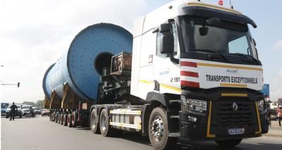 Côte d'Ivoire: Livraison réussie d'un broyeur pour améliorer les capacités de production en ciment