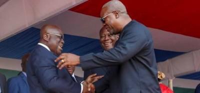 Ghana: Mahama réclame à Akufo-Addo un pays pacifique en 2021