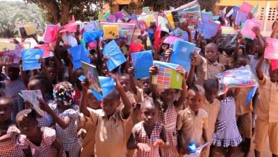 Côte d'Ivoire: Les écoliers de Brofodoumé  honorés par les Leaders de demain