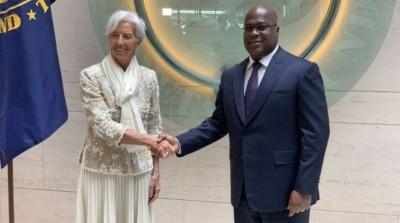 RDC: Le FMI débloque 368,4 millions de dollars d'aide d'urgence