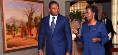 Togo: Louise Mushikiwabo de l'OIF en visite à Lomé