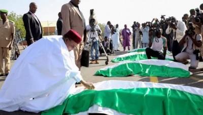 Niger: Attaque d'Inates, Mahamadou Issoufou dédie une place  au commandant du camp militaire